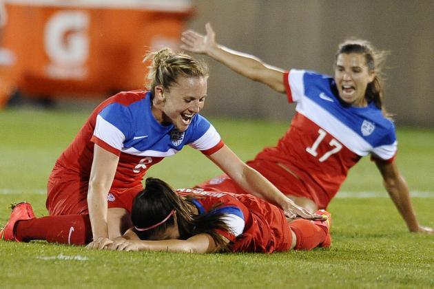 USA vs. France Women's Soccer: Score, Grades, Recap and Post-Match ReactionRelated
