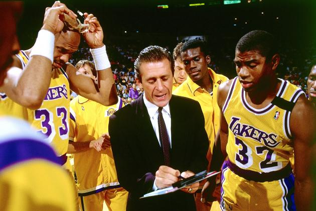 Pat Riley Admits '88 Lakers Benefited from Phantom Foul vs. Detroit Pistons
