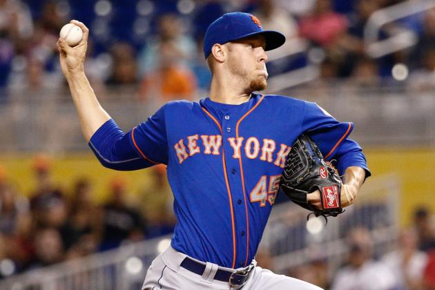 Wheeler Tosses 1st Shutout; Mets Top Marlins 1-0