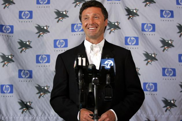 Are the San Jose Sharks Truly Rebuilding in the 2014 Offseason?