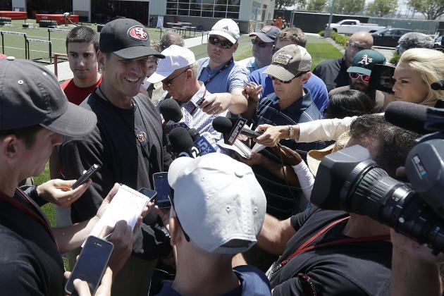 San Francisco 49ers: Reactions at the End of Minicamp