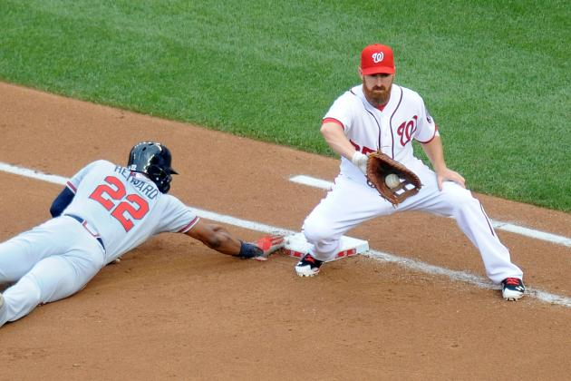 Nats Continue Struggles Against Braves