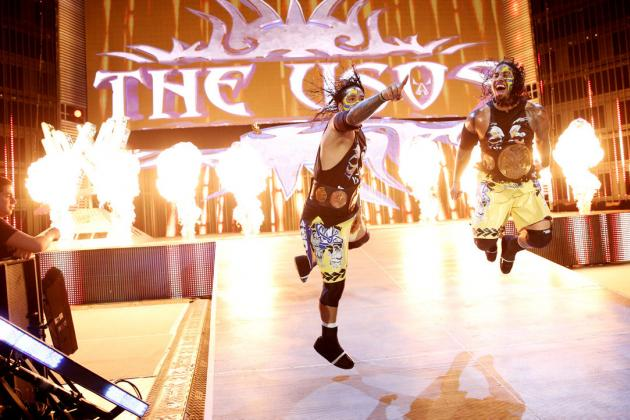 The Usos Need the WWE Tag Team Division to Be Rebuilt Around Them