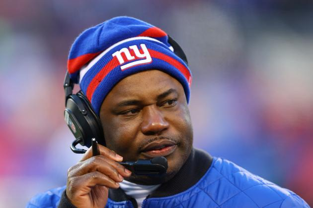 Perry Fewell Has Some New Tricks Up His Sleeve for the Giants Defense