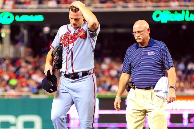 Gavin Floyd Injury: Updates on Braves SP's Elbow and Recovery