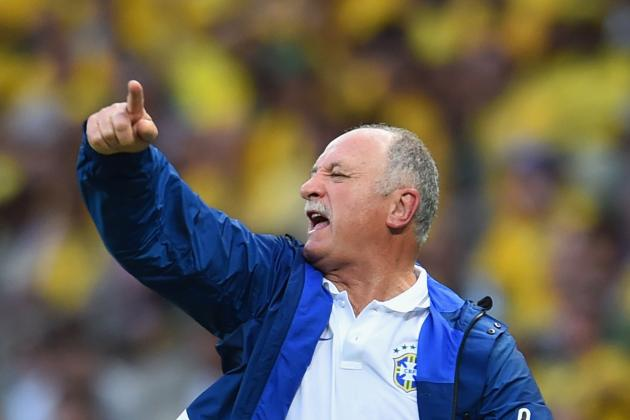 Luiz Felipe Scolari Could Make Tactical Switch for Cameroon Clash