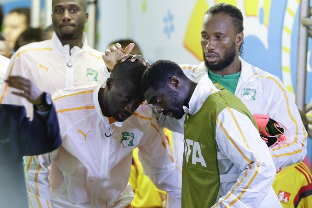 Ivory Coast Statement Confirms Death of Ibrahim Toure, Brother of Yaya and Kolo
