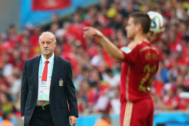 Vicente del Bosque Urged Not to Quit by Spanish Football Federation