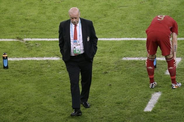 Vicente Del Bosque Mistakes Cost Spain in World Cup, but Coach Unlikely to Leave