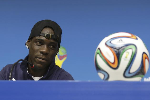 Arsenal Transfer News: Mario Balotelli Agent Lowers Asking Price for Milan Exit