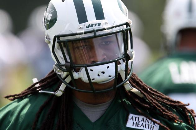 Calvin Pryor Talks a Big Game, and He's Standing Pat