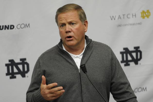 Notre Dame Football: How Brian Kelly Is Changing His Recruiting Strategy in 2014