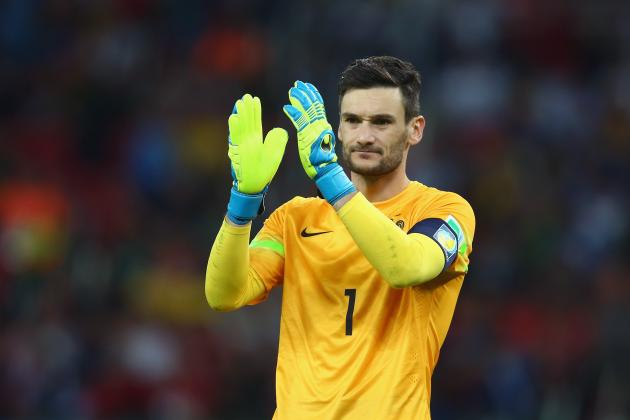 Les Bleus Have Forgotten the Blues, Says Tottenham's Hugo Lloris