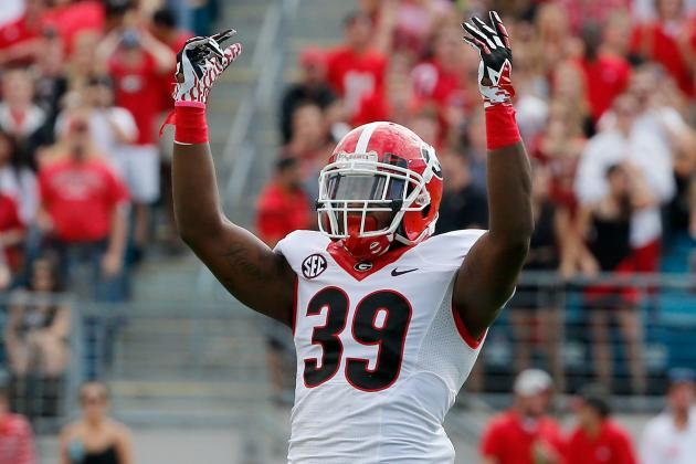UGA's New Defensive Leaders Emerge in Military-Style Camp