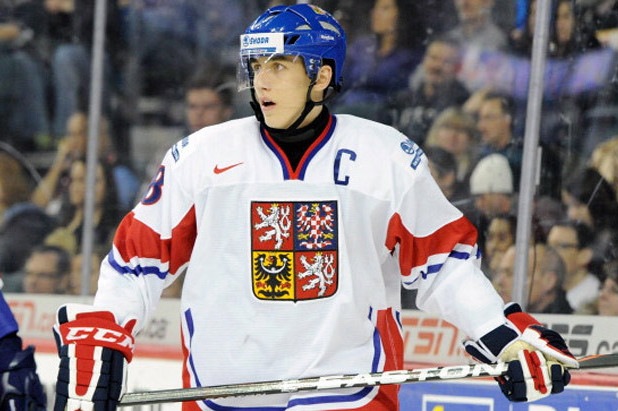 Meet Detroit Red Wings' Newest Prospect Tomas Nosek