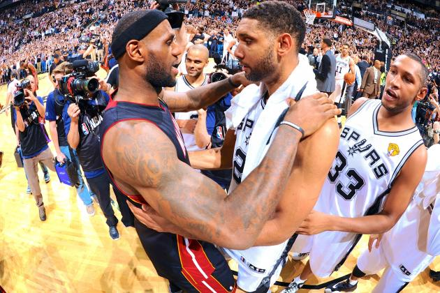Should NBA Fans Be Rooting for Spurs and Heat in Tiebreaker 2015 NBA Finals?