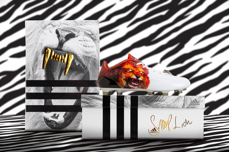 Adidas Unveils Limited Edition Adizero 5-Star Snoop Lion Cleat