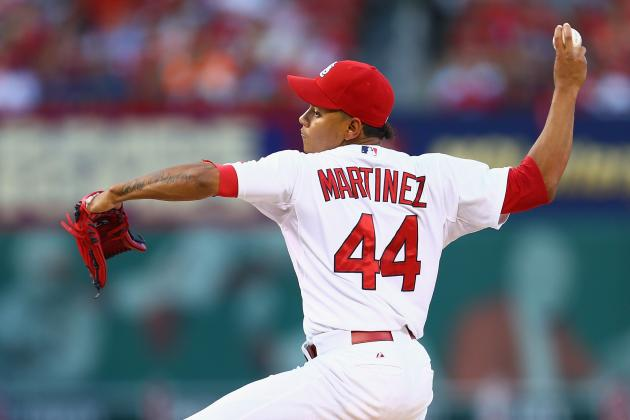 Cardinals to Rest Michael Wacha and Give Carlos Martinez Another Start