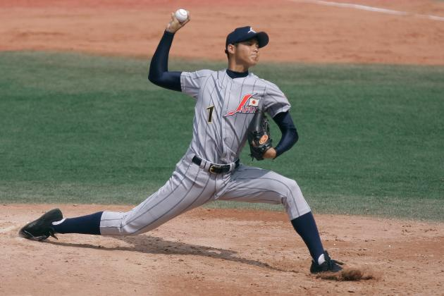 Introducing Shohei Otani, Baseball's New International Teenage Phenom