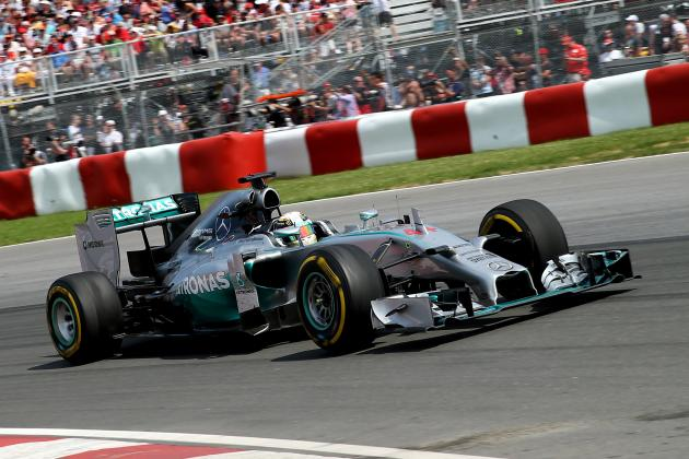Austrian F1 Grand Prix 2014: Start Time, Lineup, TV Schedule and More
