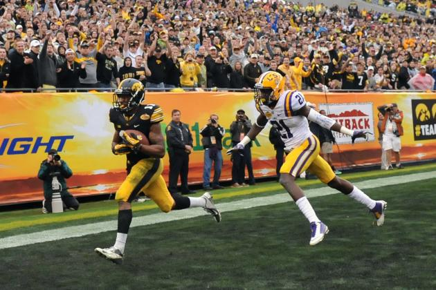 Iowa's Football Guarantees from 2014-2018: $8.05 Million: TheGazette