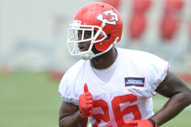 Kansas City Chiefs Anxious to See Sanders Commings in Pads