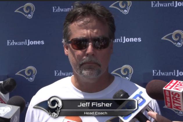 Jeff Fisher OTA Press Conference