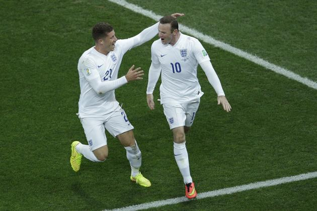 England Prove They're Heading in the Right Direction Under Roy Hodgson