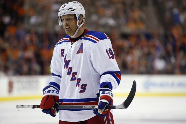 NY Rangers Use Cap Compliancy Buyout on Brad Richards
