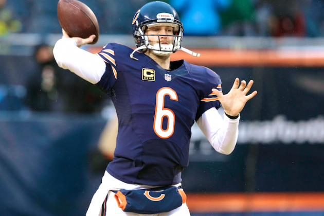 Dan Pompei's Read-Option: Bears Set Up Jay Cutler for His Best Season Yet