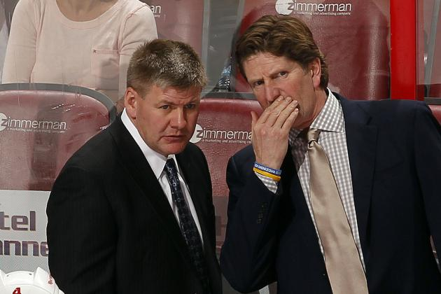 Bill Peters Introduced as New Coach of the Carolina Hurricanes