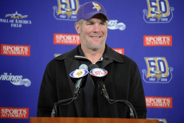 Brett Favre Shines in Political Ad for Embattled Mississippi Senator