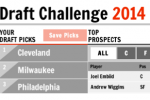 Play B/R's NBA Mock Draft Challenge!