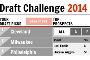 Play B/R's 2014 NBA Draft Challenge
