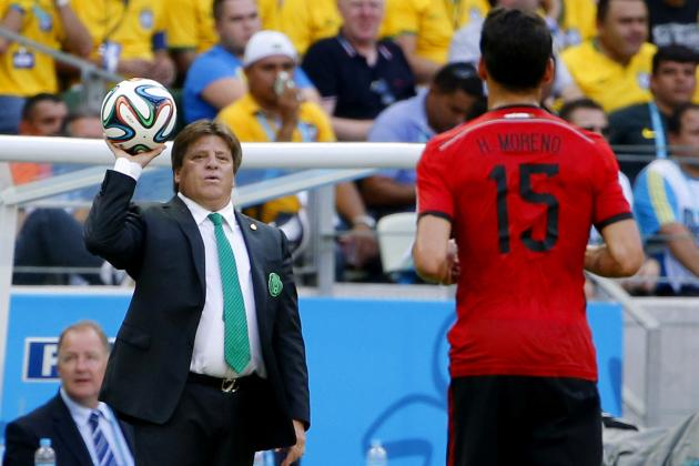 How Head Coach Miguel Herrera Will Inspire Mexico to World Cup Win vs. Croatia