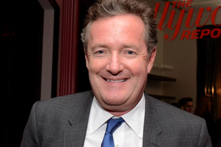 Piers Morgan Switches World Cup Allegiance from England to USA