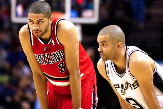 Nicolas Batum Talks Blazers' Future, French Connection, Overseas Hoops and More