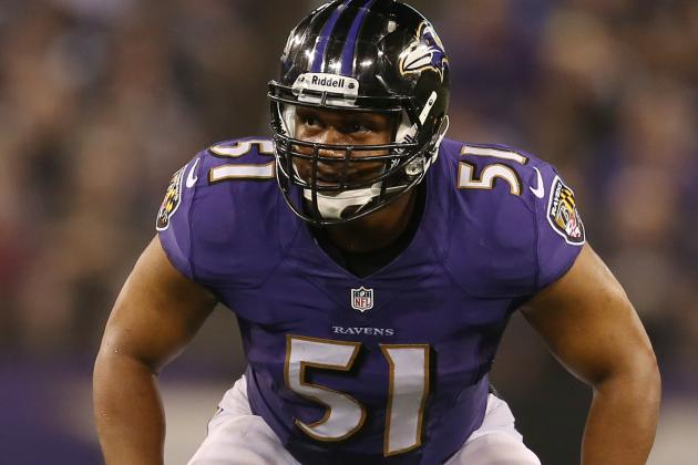 Daryl Smith Wants to Finish Career with Ravens