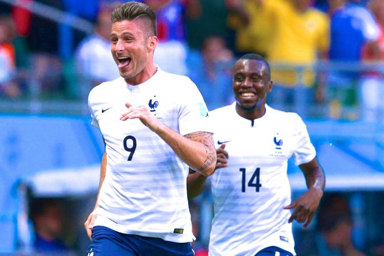 Switzerland vs. France: Live Score, Highlights for World Cup 2014 Group E Game