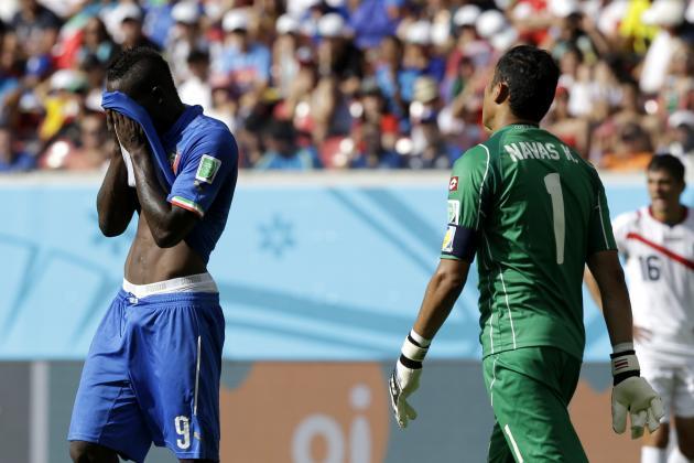 Italy vs. Costa Rica: Tinkering, Lack Of Creativity Dooms Azzurri