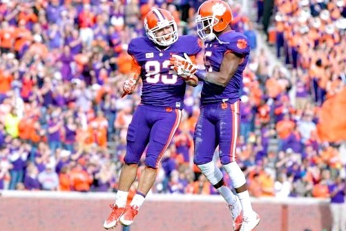 War Hero Daniel Rodriguez Trying to Make His Mark on Clemson Roster