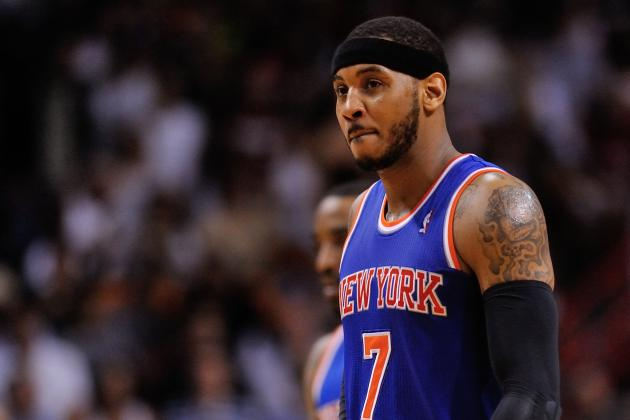 Knicks Rumors: Latest Buzz Surrounding Draft Plans and Carmelo Anthony