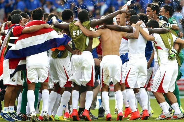 Costa Rica's Cinderella Story a Tale of Goalkeeping, Guts and Preparation