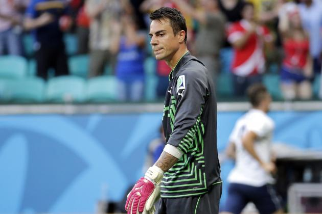 Twitter Reacts to Xherdan Shaqiri, Diego Benaglio's Performances vs. France