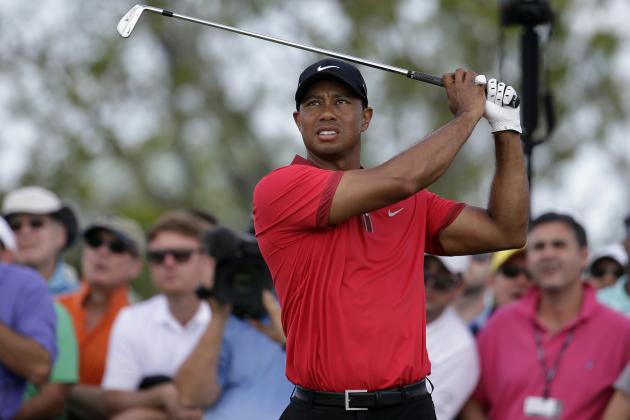 Tiger Woods' Calculated Return Won't Result in a British Open Victory