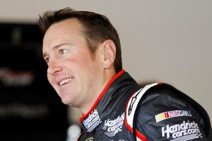 Kurt Busch: Penalized by NASCAR