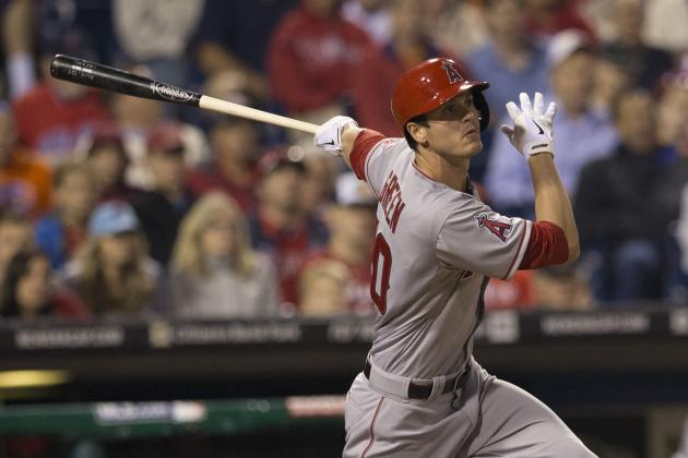 Angels Recall Grant Green from Triple-A