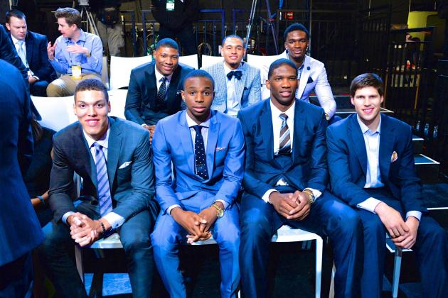NBA Draft Green Room Invites: List of Players Revealed