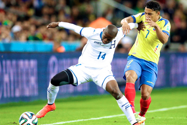 Honduras vs. Ecuador: Live Score, Highlights for World Cup 2014 Group E Game