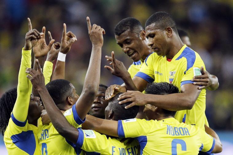 Honduras vs. Ecuador: Goals and Highlights from Group E Match
